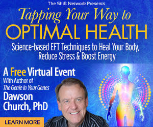 Heal your body at a cellular level through tapping