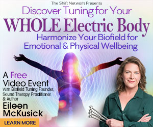 Discover Tuning for Your WHOLE Electric Body: Harmonize Your Biofield for Emotional & Physical Wellbeing