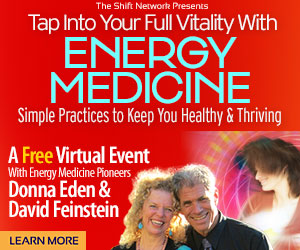 Tap into Your Full Vitality with Energy Medicine Simple Practices