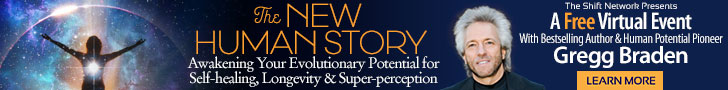 The New Human Story: Awakening Your Evolutionary Potential for Self-healing, Longevity & Super-perception