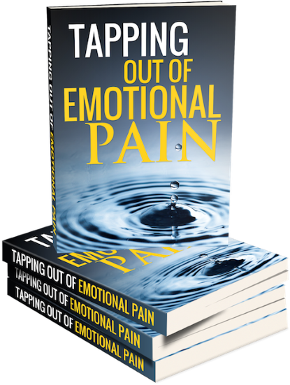 Tapping out of Emotional Pain Book + 7 Bonuses