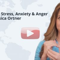 Video with New York Times Best-Selling Author, Jessica Ortner guides you through three Tapping Meditations to bring you the piece of mind