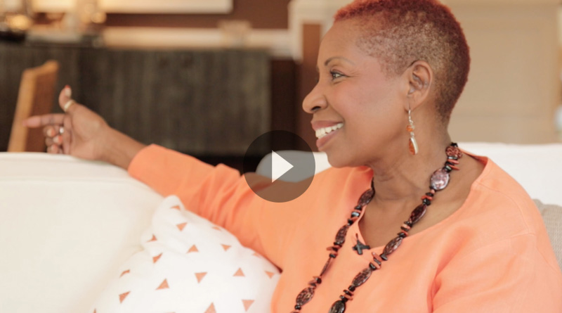 """Learn how to eliminate toxic thoughts and emotions in this EXCLUSIVE INTERVIEW with Iyanla Vanzant, star of """"Fix My Life"""" on the Oprah Winfrey Network! Watch this heartfelt, laugh-out-loud, video and get FREE access to a life-changing online event"""