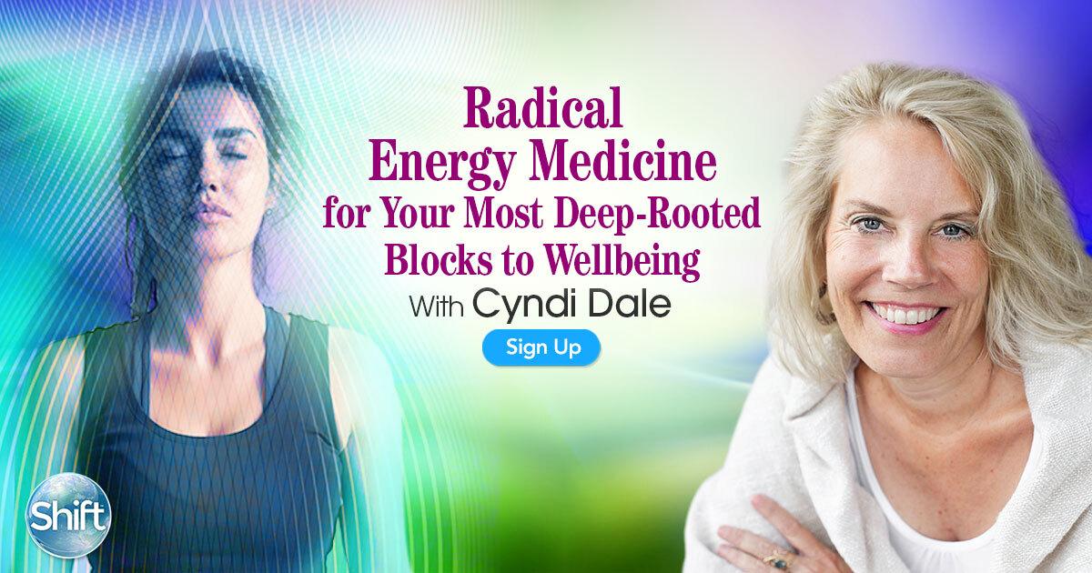 Experience Gamma Brainwave radical energy medicine to clear stuck emotions & dark energies