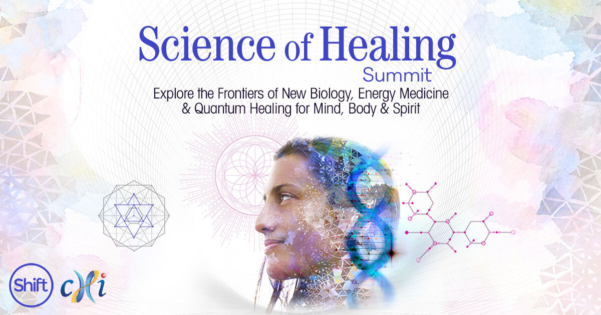 Join Science of Healing Science Summit 2021 March 15-19
